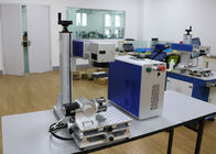 Compact Design Fiber Laser Marking Machine For Plastic Seals Products